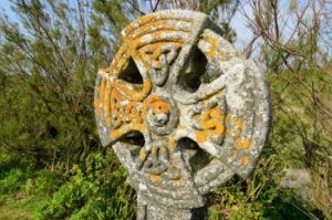 Celtic cross image