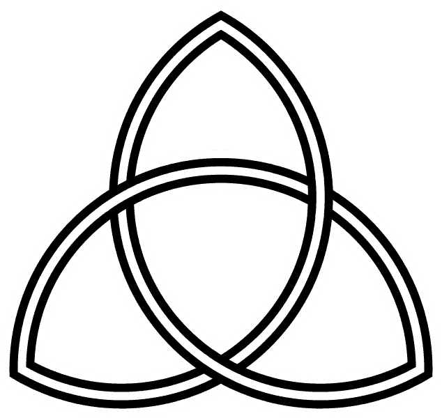 image of the Vesica celtic