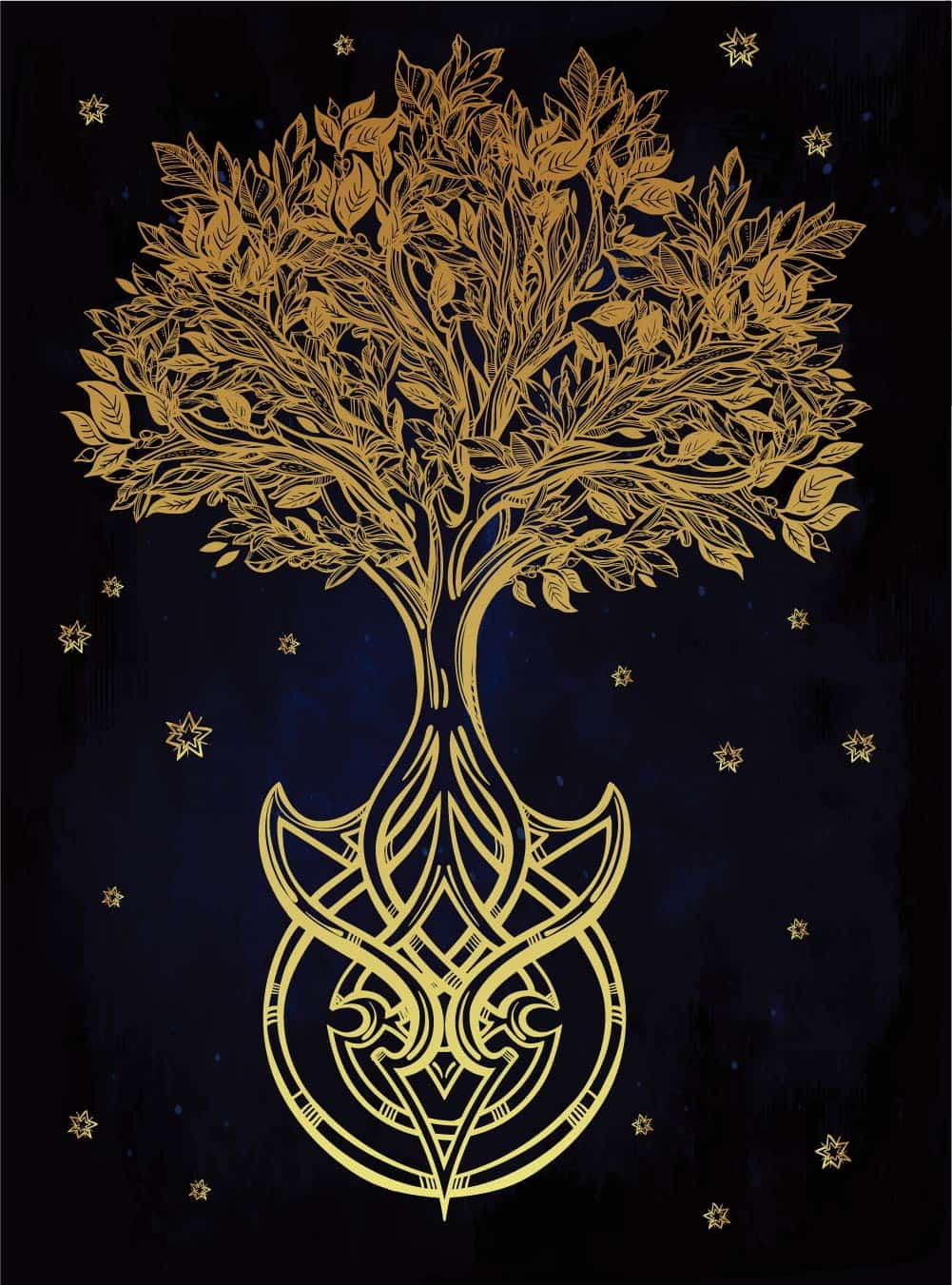 What Is The Meaning Of The Celtic Tree Of Life Tattoo Today