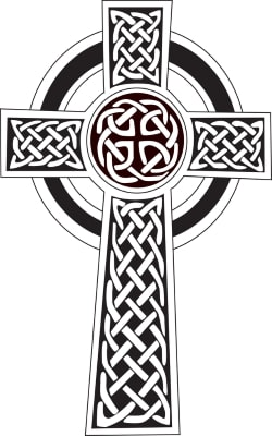tatoo design basis - Celtic Cross